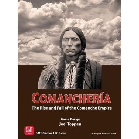Comanchería: The Rise and Fall of the Comanche Empire (Inglés)