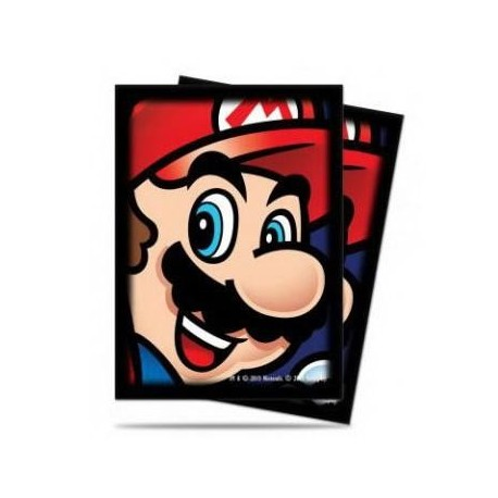 84592 - Funda Ultra Pro Nintendo Mario (65)