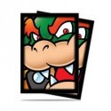 SUPER MARIO DECK PROTECTOR CARD SLEEVES BOWSER (65)