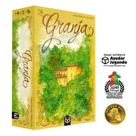 La Granja (castellano) + Promos