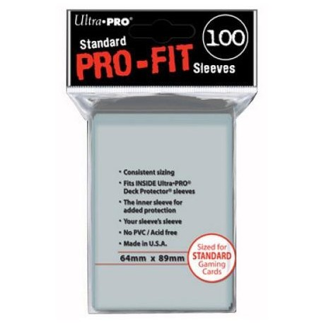 82712 - Funda Cartas Ultra Pro Perfect Size