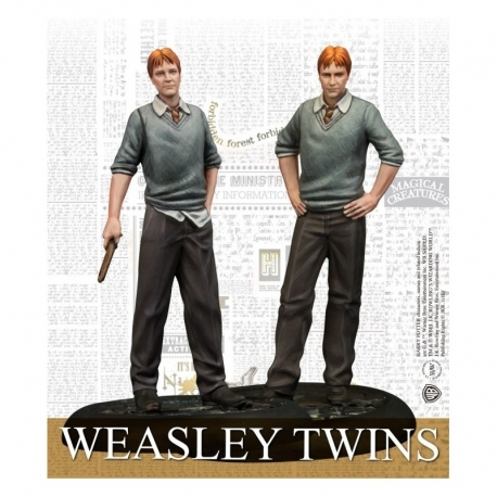Fred & George Weasly (Castellano)
