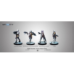 Aleph Yadu Troops Infinity from Corvus Belli reference 280864-0762