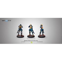 Yu Jing DĀOYĪNG OPERATIVE CONTROL UNIT (HACKER) Infinity from Corvus Belli reference 281305-0760