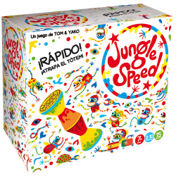 Juego Jungle Speed (SKWAK) de Asmodee