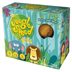 Juego de habilidad Jungle Speed Kids de Zygomatic