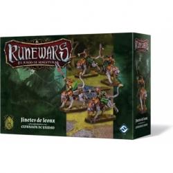 RUNEWARS - JINETES DE LEONX