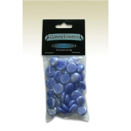 Contadores Dragon Shield Azul (30)