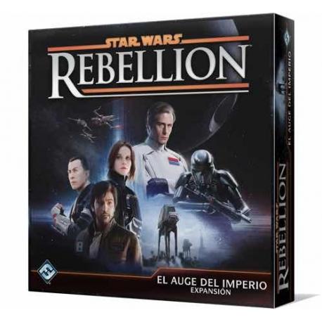 STAR WARS: REBELLION. EL AUGE DEL IMPERIO