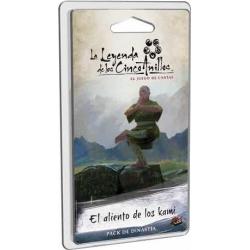 LA LEYENDA DE LOS CINCO ANILLOS LCG: EL ALIENTO DE LOS KAMI
