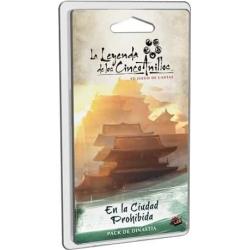 LA LEYENDA DE LOS CINCO ANILLOS LCG: EN LA CIUDAD PROHIBIDA