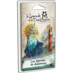 LA LEYENDA DE LOS CINCO ANILLOS LCG: LAS LÁGRIMAS DE AMATERASU