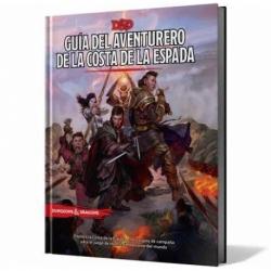 DUNGEONS & DRAGONS: LA GUÍA DEL AVENTURERO DE LA COSTA DE LA ESPADA