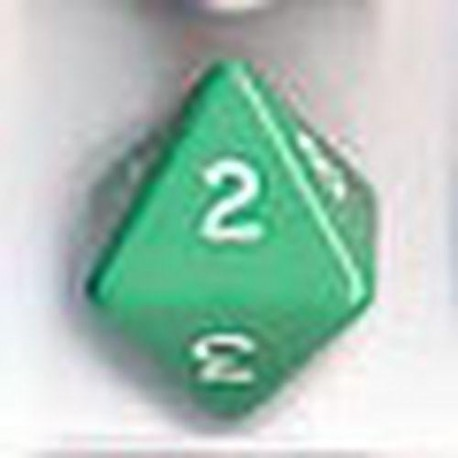 Bolsa 25 Dados 8 Caras Opaco
