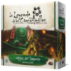 LA LEYENDA DE LOS CINCO ANILLOS LCG: HIJOS DEL IMPERIO