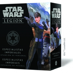 STAR WARS LEGIÓN: ESPECIALISTAS IMPERIALES