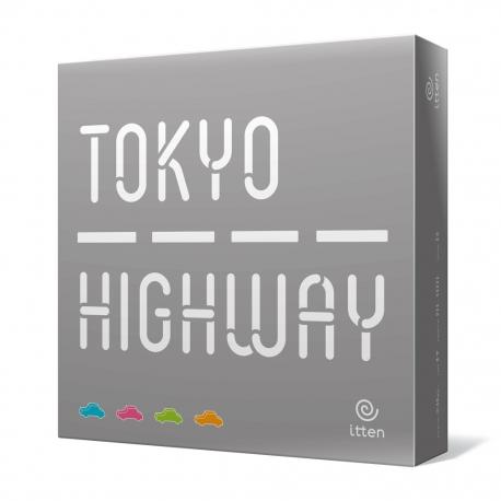 JUEGO DE MESA TOKYO HIGHWAY DE ASMODEE 3558380057499
