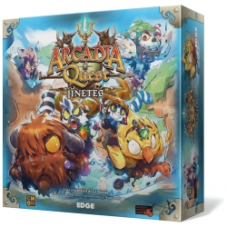 JUEGO DE MESA ARCADIA QUEST: JINETES DE EDGE ENTERTAINMENT 8435407620407