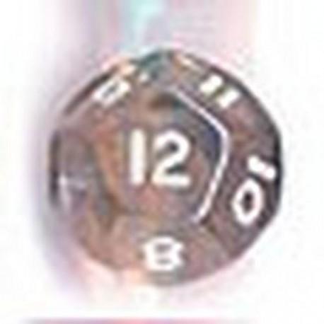 Bolsa 25 Dados 12 Caras Gema