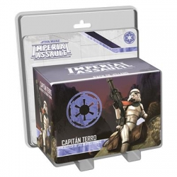 STAR WARS IMPERIAL ASSAULT - CAPITÁN TERRO