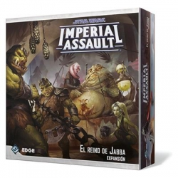 STAR WARS IMPERIAL ASSAULT - EL REINO DE JABBA