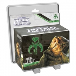 STAR WARS IMPERIAL ASSAULT - JABBA EL HUTT