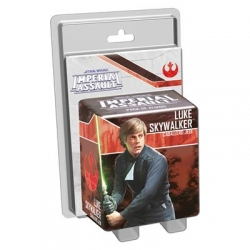 STAR WARS IMPERIAL ASSAULT - LUKE SKYWALKER, CABALLERO JEDI