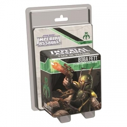 STAR WARS IMPERIAL ASSAULT - BOBA FETT