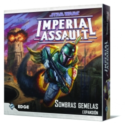 STAR WARS IMPERIAL ASSAULT - SOMBRAS GEMELAS