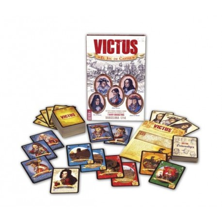 VICTUS - THE CARD GAME IN CATALAN