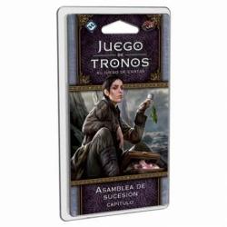 JUEGO DE TRONOS 2ª EDICIÓN LCG - ASAMBLEA DE SUCESIÓN