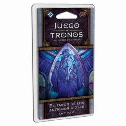 JUEGO DE TRONOS 2ª EDICIÓN LCG - EL FAVOR DE LOS ANTIGUOS DIOSES