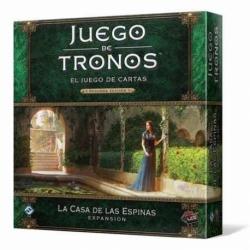 JUEGO DE TRONOS 2ª EDICIÓN LCG - LA CASA DE LAS ESPINAS