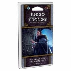 JUEGO DE TRONOS 2ª EDICIÓN LCG - LA LLAVE DEL ARCHIMAESTRE