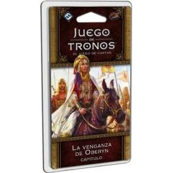 JUEGO DE TRONOS 2ª EDICIÓN LCG - LA VENGANZA DE OBERYN
