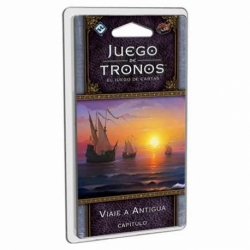 JUEGO DE TRONOS 2ª EDICIÓN LCG - VIAJE A ANTIGUA