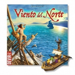 VIENTO DEL NORTE BOARD GAME *SPANISH*