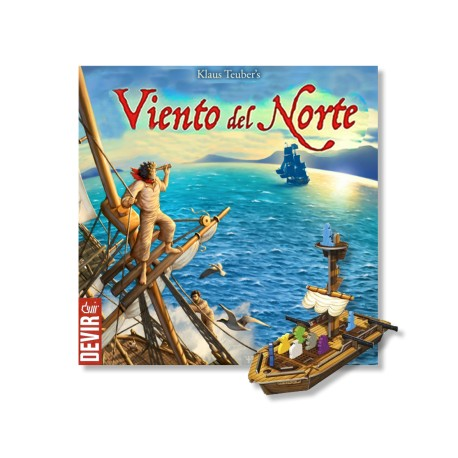Cooperative table game Devir North Wind