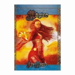 ARS MAGICA 5ª EDICIÓN: EL REINO DEL PODER MÁGICO