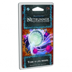 JUEGO DE MESA ANDROID NETRUNNER LCG: TEME A LAS MASAS DE LA EDITORIAL EDGE ENTERTAINMENT