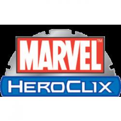 MARVEL HEROCLIX BLACK PANTHER & ILLUMINATI OPKIT
