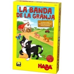 LA BANDA DE LA GRANJA