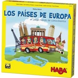 LOS PAISES DE EUROPA (SPANISH)