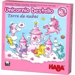 UNICORNIO DESTELLO TORRE DE NUBES (SPANISH)