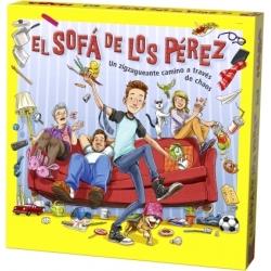 EL SOFÁ DE LOS PEREZ