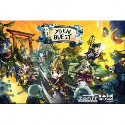 YOKAI QUEST CORE (SPANISH)