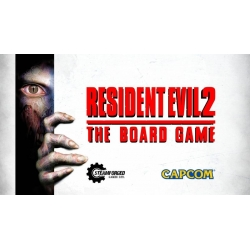 RESIDENT EVIL 2 EXP: MALFORMATIONS B FILES