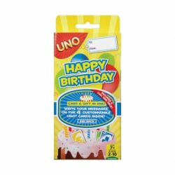 UNO THE CARD GAME +HAPPY