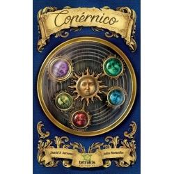 TETRAKIS EDITORIAL COPENHRICAL CARD GAME