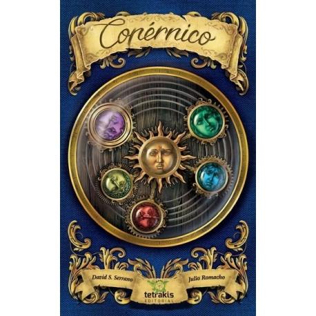 JUEGO DE CARTAS COPÉRNICO DE TETRAKIS EDITORIAL